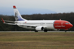 Boeing 737-8JP(WL) Norwegian Air Shuttle LN-DYD