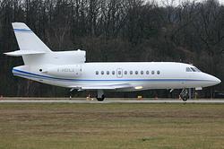 Dassault Falcon 900EX F-HDLJ