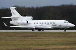 Dassault Falcon 7X Airfix Aviation OH-FFF