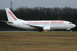 Boeing 737-33A Jet2.com G-CGET