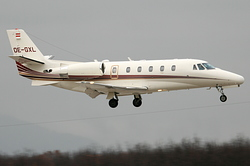 Cessna 560XL Citation Excel OE-GXL