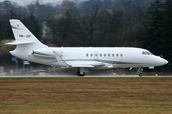 Dassault Falcon 2000LX TAG Aviation HB-JGF