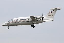 Piaggio P-180 Avanti Valentair Ltd N79CN