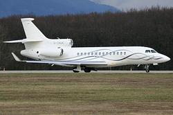 Dassault Falcon 7X Tag Aviation G-CNUK