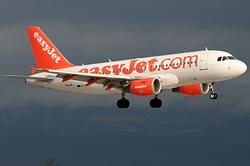 Airbus A319-111 easyJet G-EZFG