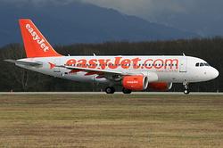 Airbus A319-111 easyJet G-EZDD