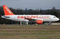 Airbus A319-111 easyJet Switzerland HB-JZU