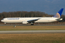 Boeing 767-424/ER Continental Airlines N66051