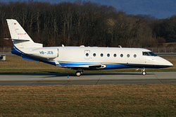 Gulfstream G200 (IAI-1126 Galaxy) TAG Aviation HB-JEB