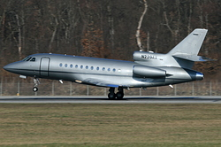 Dassault Falcon 900 Bank of Utah Trustee N239AX