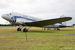 Douglas C-47A Skytrain (DC-3) Air France F-AZTE