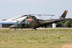 Agusta A-109HO (A-109BA) Belgium Army 3320 / H25