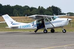 Cessna 206 Aéro Multi Services SARL F-HAMS