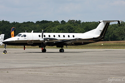 Beech 1900C-1 Twin Jet F-GLPL