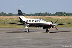 Piper PA-46-350P Malibu Mirage N429CA