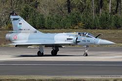 Dassault Mirage 2000C Armée de l'Air 109 / 115-YH