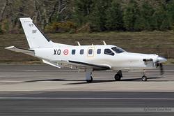 Socata TBM-700 Armée de l'Air 125 / XO / F-RAXO