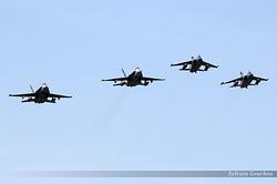Patrouille F1CR & EF-18M