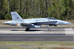 McDonnell Douglas EF-18M Hornet Spain Air Force C.15-72 / 12-30