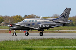 Beech C90A King Air F-GPLK