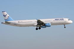 Airbus A321-211 Aigle Azur F-HCAI