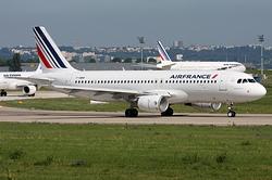 Airbus A320-214 Air France F-HBNF