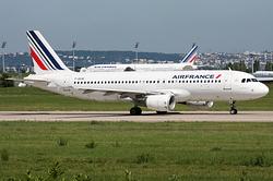 Airbus A320-214 Air France F-GKXE