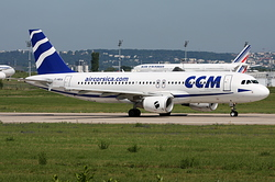 Airbus A320-216 CCM Airlines F-HBSA