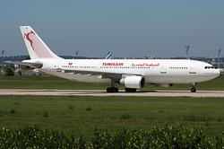 Airbus A300B4-605R Tunisair TS-IPA