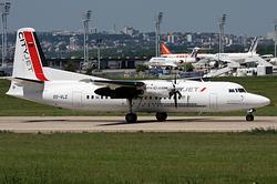 Fokker 50 CityJet OO-VLZ