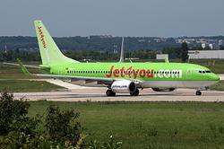 Boeing 737-8K5 Jet4You CN-RPF