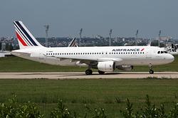 Airbus A320-214 Air France F-HBNE