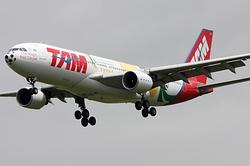 Airbus A330-223 TAM Linhas Aéreas PT-MVP