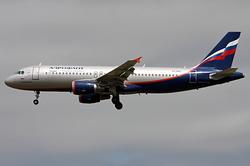 Airbus A320-214 Aeroflot VQ-BBC