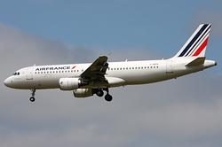 Airbus A320-214 Air France F-HEPA