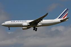 Airbus A330-203 Air France F-GZCE