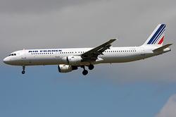 Airbus A321-211 Air France F-GTAE