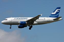 Airbus A319-112 Finnair OH-LVC