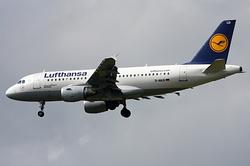 Airbus A319-114 Lufthansa D-AILD