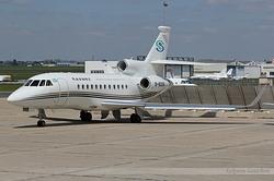 Dassault Falcon 900LX Minsheng Financial Leasing B-8208