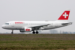 Airbus A319-112 Swiss International Air Lines HB-IPU