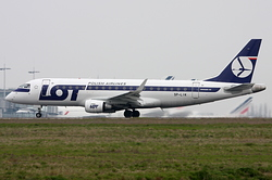 Embraer ERJ-175LR LOT Polish Airlines SP-LIK