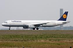 Airbus A321-231 Lufthansa D-AISZ