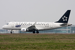 Embraer ERJ-170LR LOT Polish Airlines SP-LDK