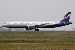 Airbus A321-211 Aeroflot VP-BQR