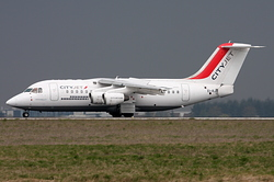 BAe-146 RJ85 CityJet EI-RJC