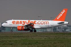 Airbus A319-111 easyJet G-EZDF