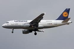 Airbus A319-114 Lufthansa D-AILW