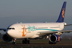 Airbus A330-343X Orbest Orizonia Airlines EC-LEQ