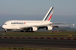 Airbus A380-861 Air France F-HPJD